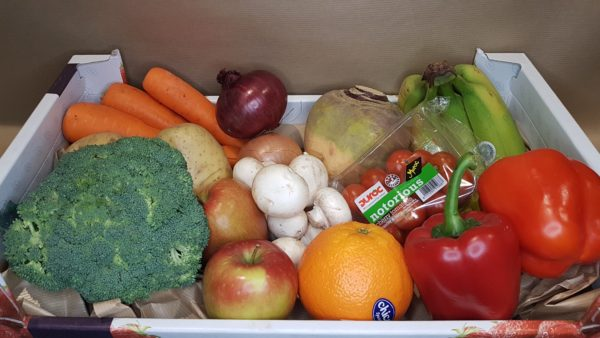 Fruit and Veg Box 2 (Regular Size)