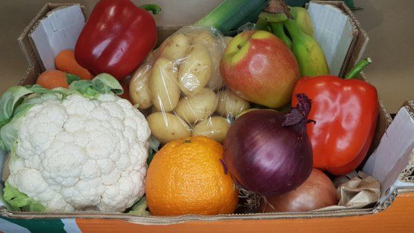 Fruit and Veg Box 1 (Regular Size)