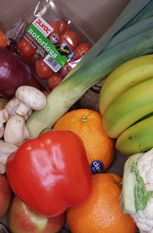 Fruit and Veg Box (Large Size)