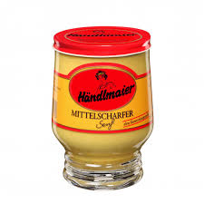 Händelmaier's Mild Mustard 250ml