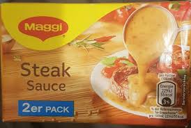 Maggi Steak Sauce 2 Pack