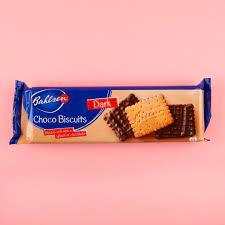 Bahlsen Choco Biscuits (Dark) 108g