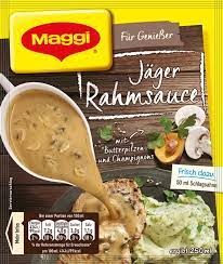Maggi Hunter Cream Sauce 26g