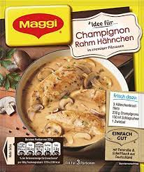 Maggi Creamy Chicken and Mushroom Sauce Fix 36g