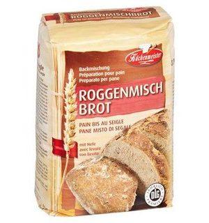 Küchenmeister Rye Bread Mix 750g
