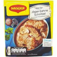 Maggi Creamy Mushroom Sauce for Hunter's Schnitzel 27g