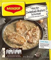 Maggi Onion Cream Sauce for Pork Steak 35g