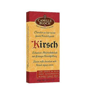 Camille Bloch Chocolate Bar (Kirsch) 100g