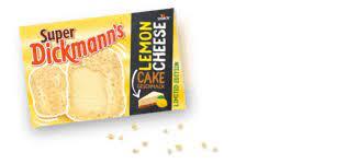 Super Dickmann's Lemon Cheese Cake Limited Edition 250g