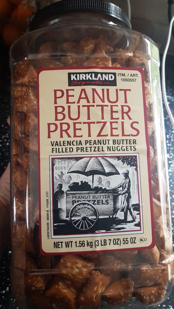Peanut Butter Pretzels 1.56kg