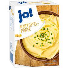 Ja Kartoffelpüree (Instant Mash) 3 x 115g