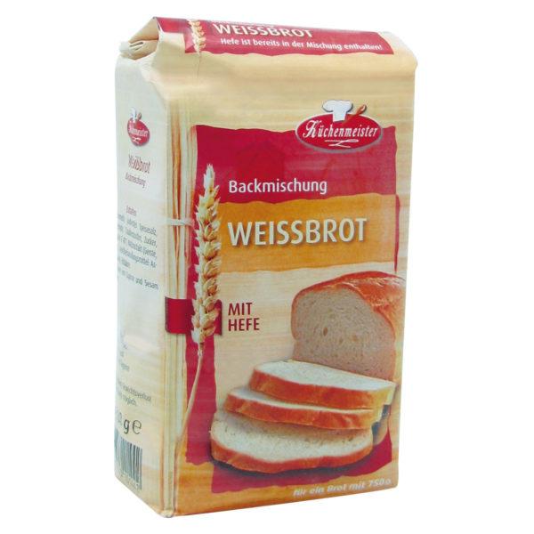 Küchenmeister Weissbrot Bread Mix 500g