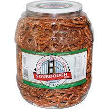 San Francisco Pretzel Company Sourdough Pretzels 1.474kg