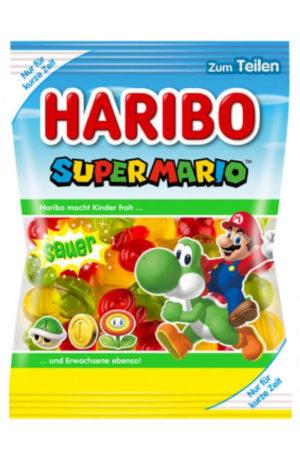 Haribo Super Mario Sour 175g