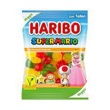 Haribo Super Mario (Vegetarian) 175g
