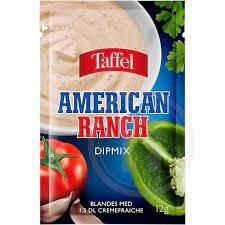 America Ranch Dipmix 12g