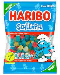 Haribo The Smurfs 200g