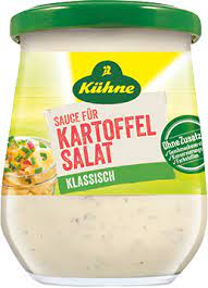 Kühne Potato Salad Sauce 250ml