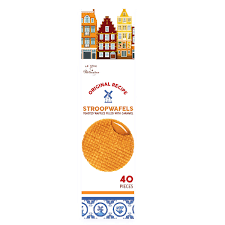 Les Chic Patissier Syrup Waffles 40 Pack