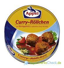 Appel Herring in Curry Sauce 200g