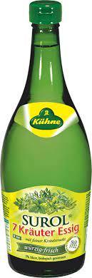 Kühne 7 Herb Vinegar 750ml