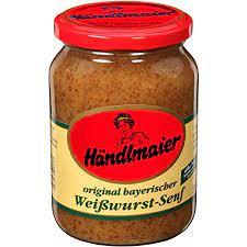 Händlmaier Bayerischer Weisswurst Mustard 335ml